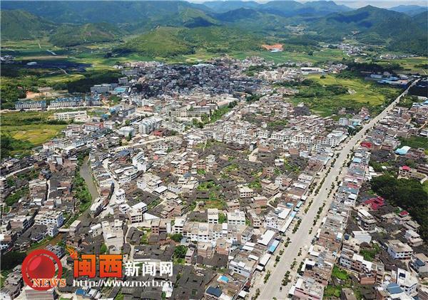连城一镇一村入选第六批福建省历史文化名镇名村候选名单